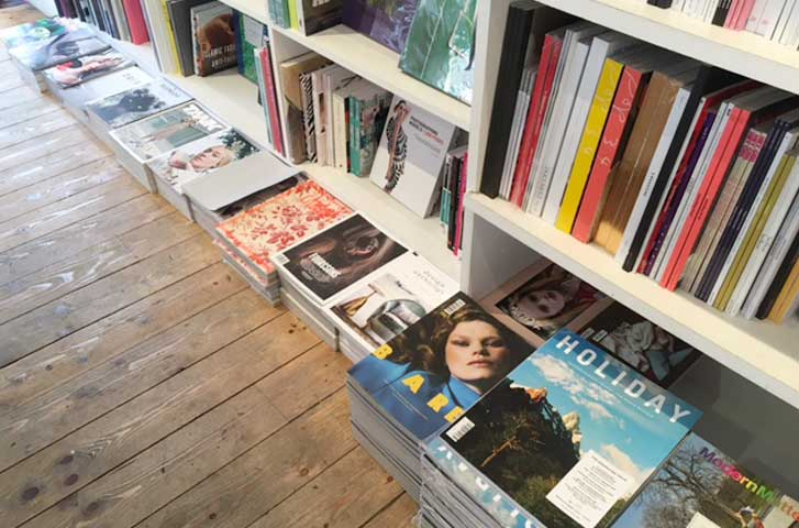librería broadway market londres