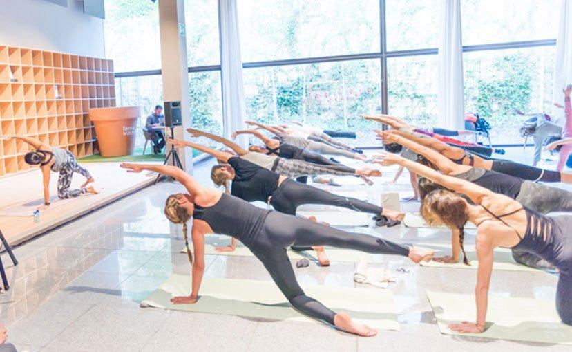 Actividades y talleres saludables en Barcelona