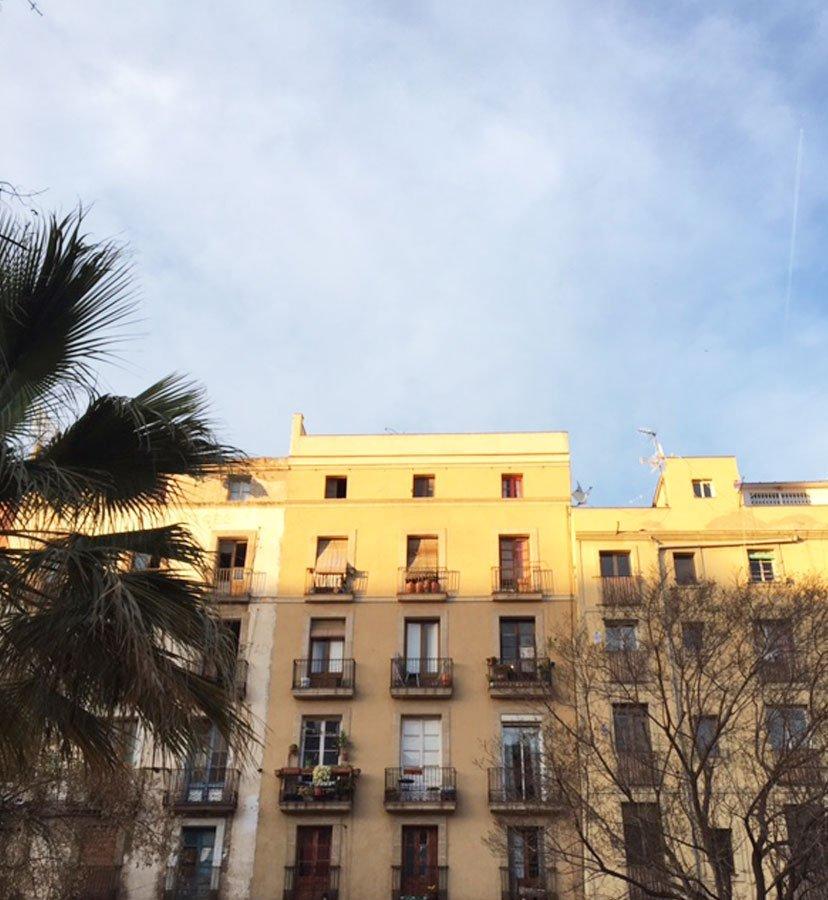 seis cosas que me gustan de barcelona