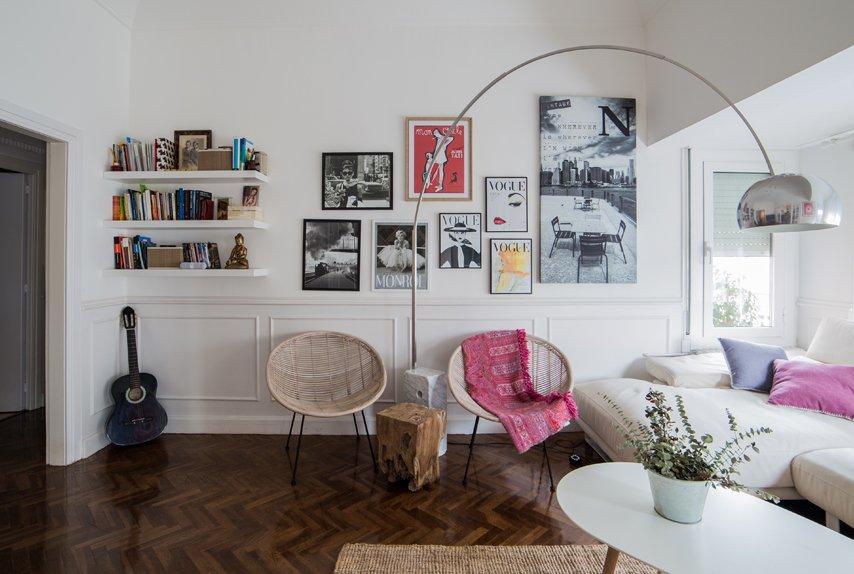salón comedor decoración de una casa