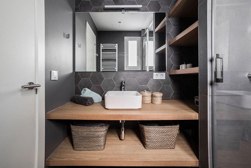 baño de casa