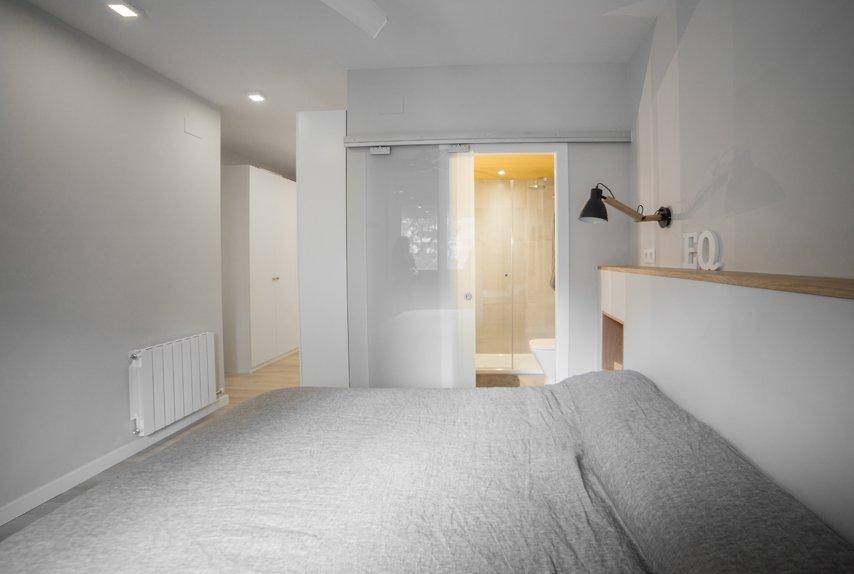 dormitorio de casa