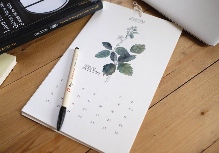 calendario mes septiembre
