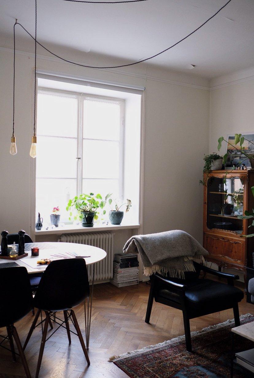 interiorismo de casa en estocolmo